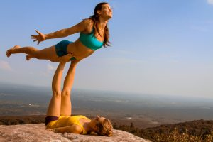 lana heintjes, acro yoga, the yoga house, kingston, ny, hudson valley