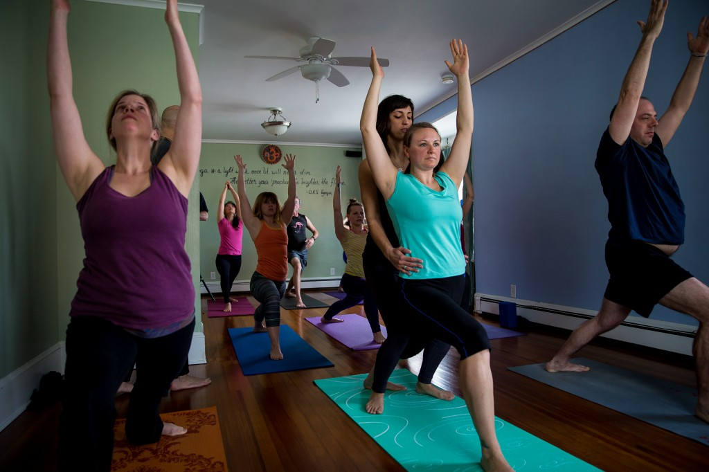 House Flow Class, yoga, kingston, ny