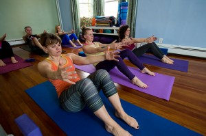 core vinyasa, yoga, kingston, ny