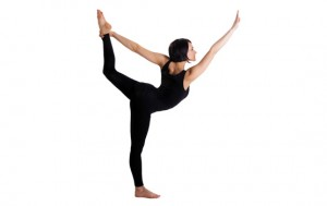 King Dancer, Natarajasana Pose