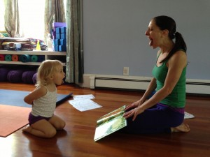 Kids Yoga with Mel Toth