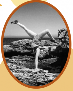 Amy Reed The Yoga House playshop handstand inversions