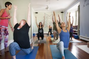 the yoga house, kingston, ny, house flow, open level vinyasa