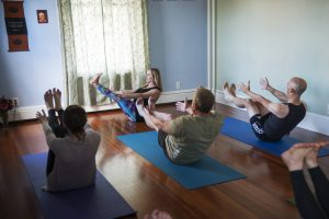 the yoga house, kingston, ny, restorative