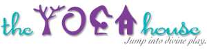 the yoga house website header logo