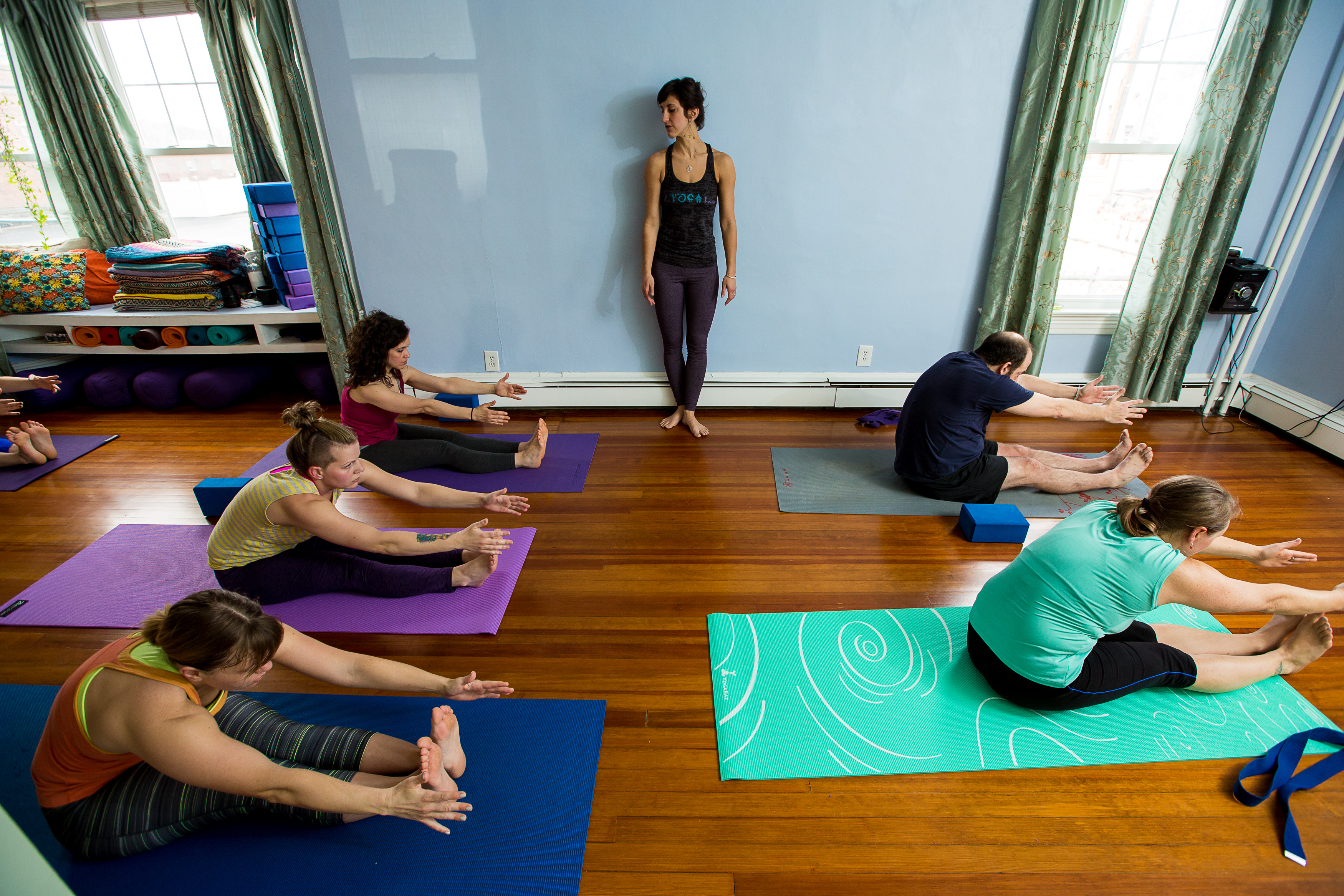 Classes | The Yoga House
